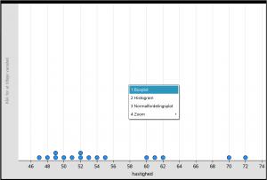 Diagrammer og statistik eksempel